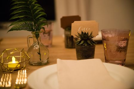 Table Decor for Spring Events