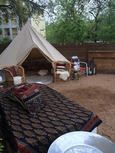 tipi for event
