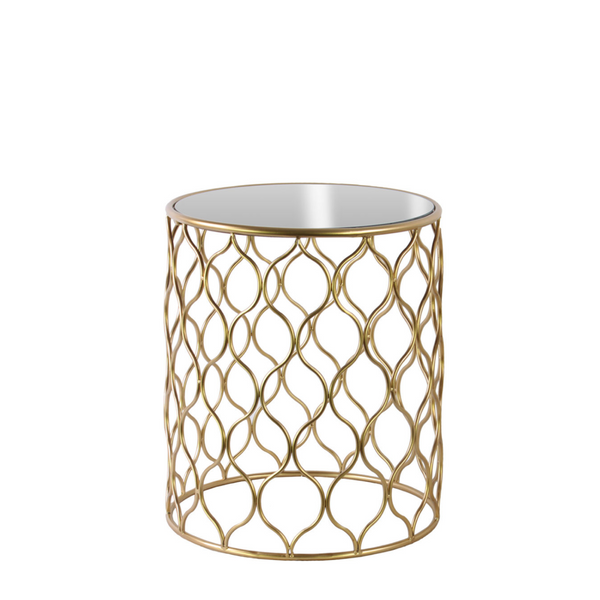 Gold and Glass Eyelet Side Table.png