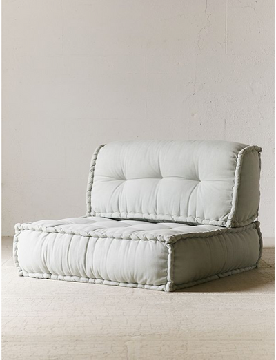 Gray Tufted Floor Cushion.png