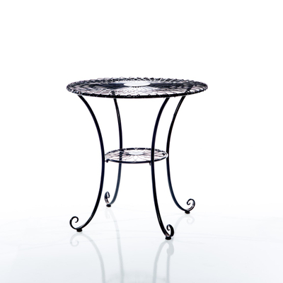 Black Orchard Table