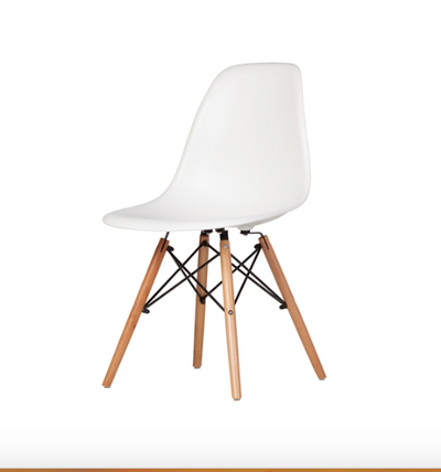 White Modern Scoop Chair.png
