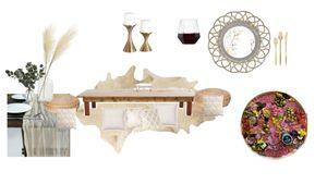 Gypsy Pop Up Picnic Package Components