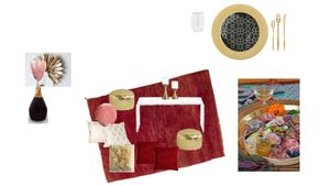 Songbird Pop Up Picnic Package Components