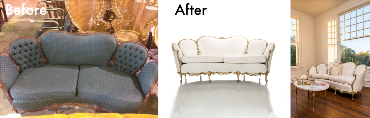 Gilded Lily event furniture rentals