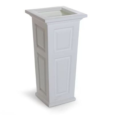 White Column Planter.JPG