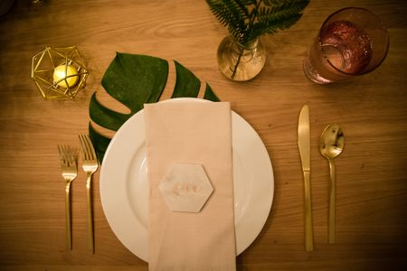 Place Setting for Event