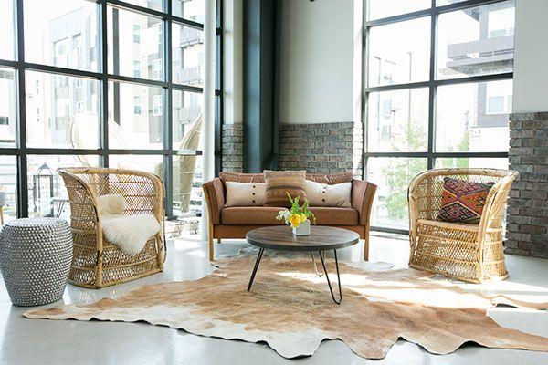 Frederik Settee & Havana Chairs