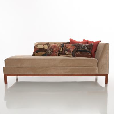 Davenport Chaise - Event Furniture Rental