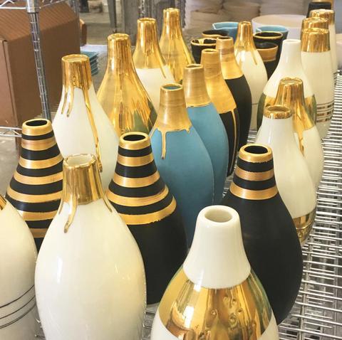Keith Kreeger Vases