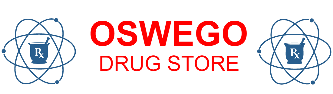 New  - Oswego Drug Store