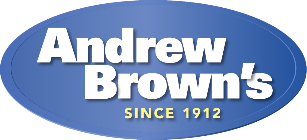 NEW - Andrew Brown's