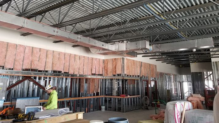Preinsulated Healthcare Ductwork