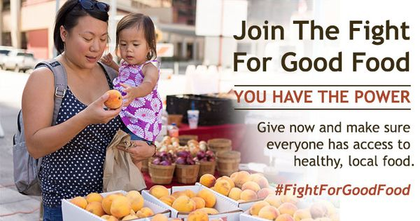 Fight for Good Food