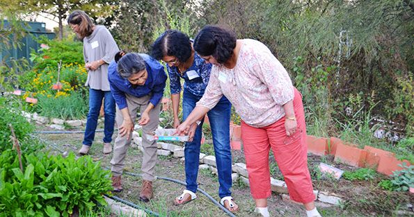 School Garden Classroom Training 2016