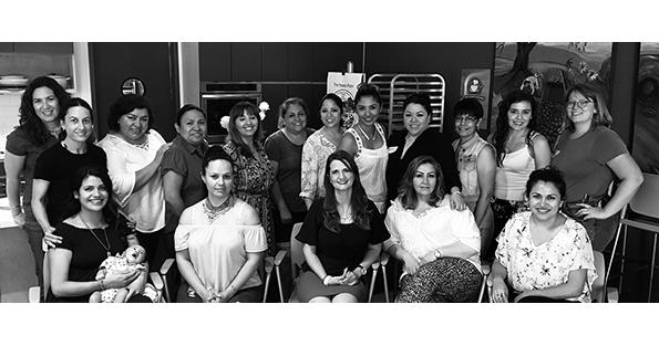 2018 Embajadoras Facebook Spanish