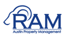 RAM Property Management Logo
