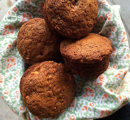 Yammy Muffins Basket