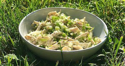 No-Mayo Chicken Salad