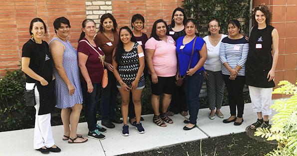SFC Farm Stand Facilitators 2017