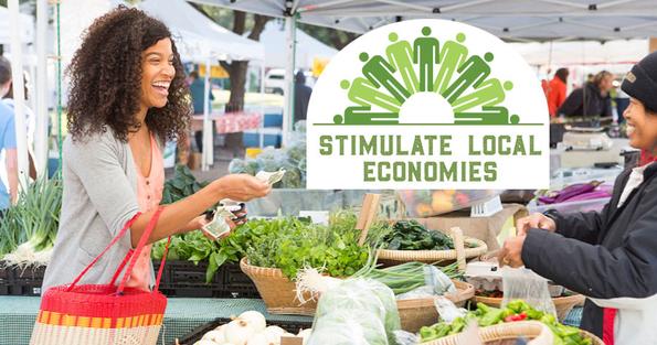 2018 Farmers Market Week - Local Economy