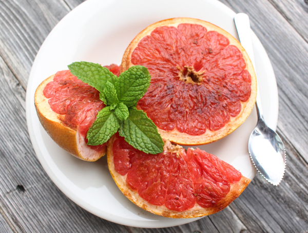 Baked Grapefruit