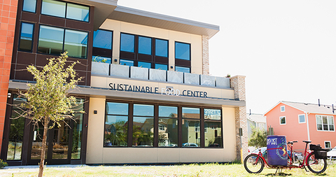 Sustainable Food Center Office Building