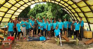 2018 Charles Schwab Volunteers