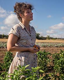 Katherine in Field