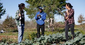 New Leaf Agriculture Farm Visit