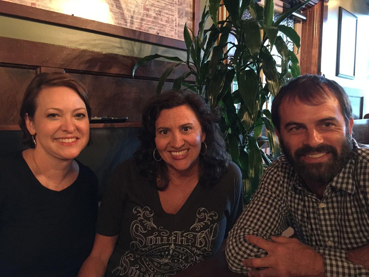 Ronda, Kathy, Edwin