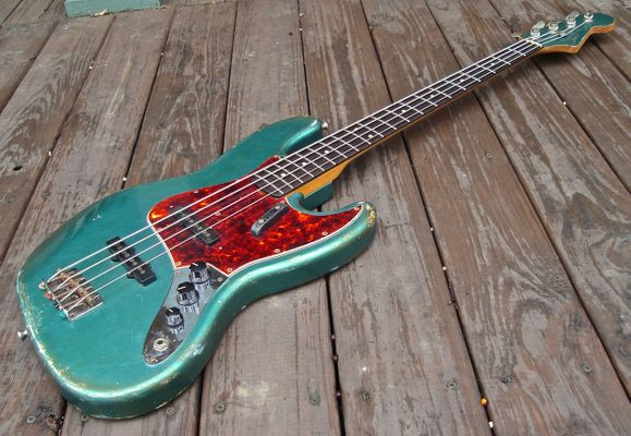 Matt Bissonette's Sherwood Green