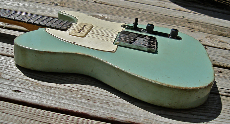 Surf Green w: P-90