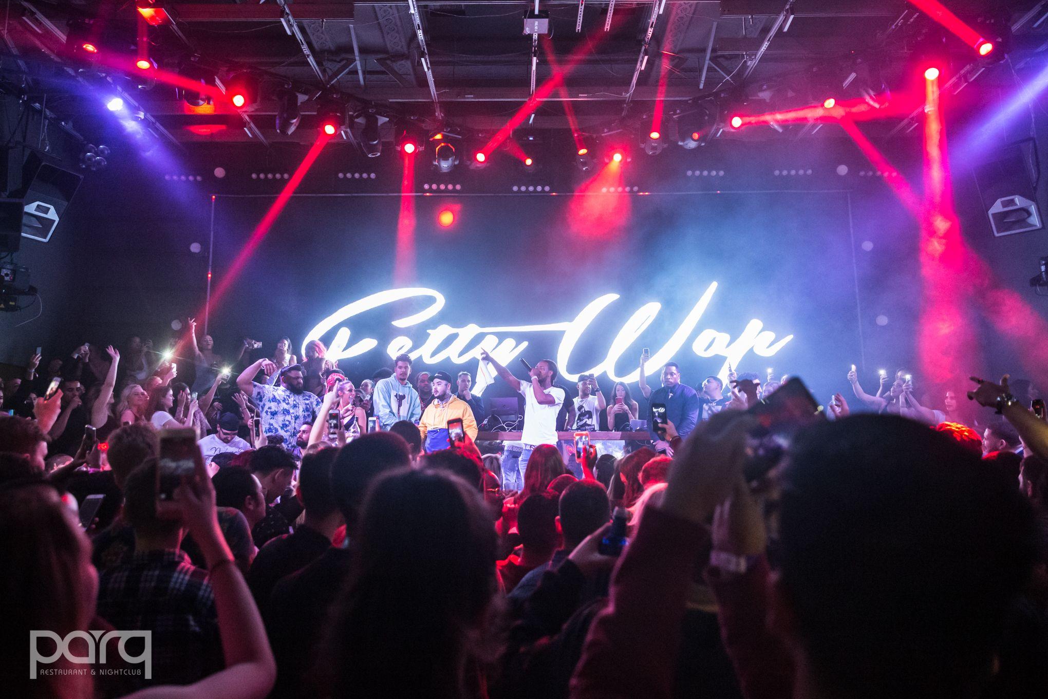 Fetty Wap live at Parq