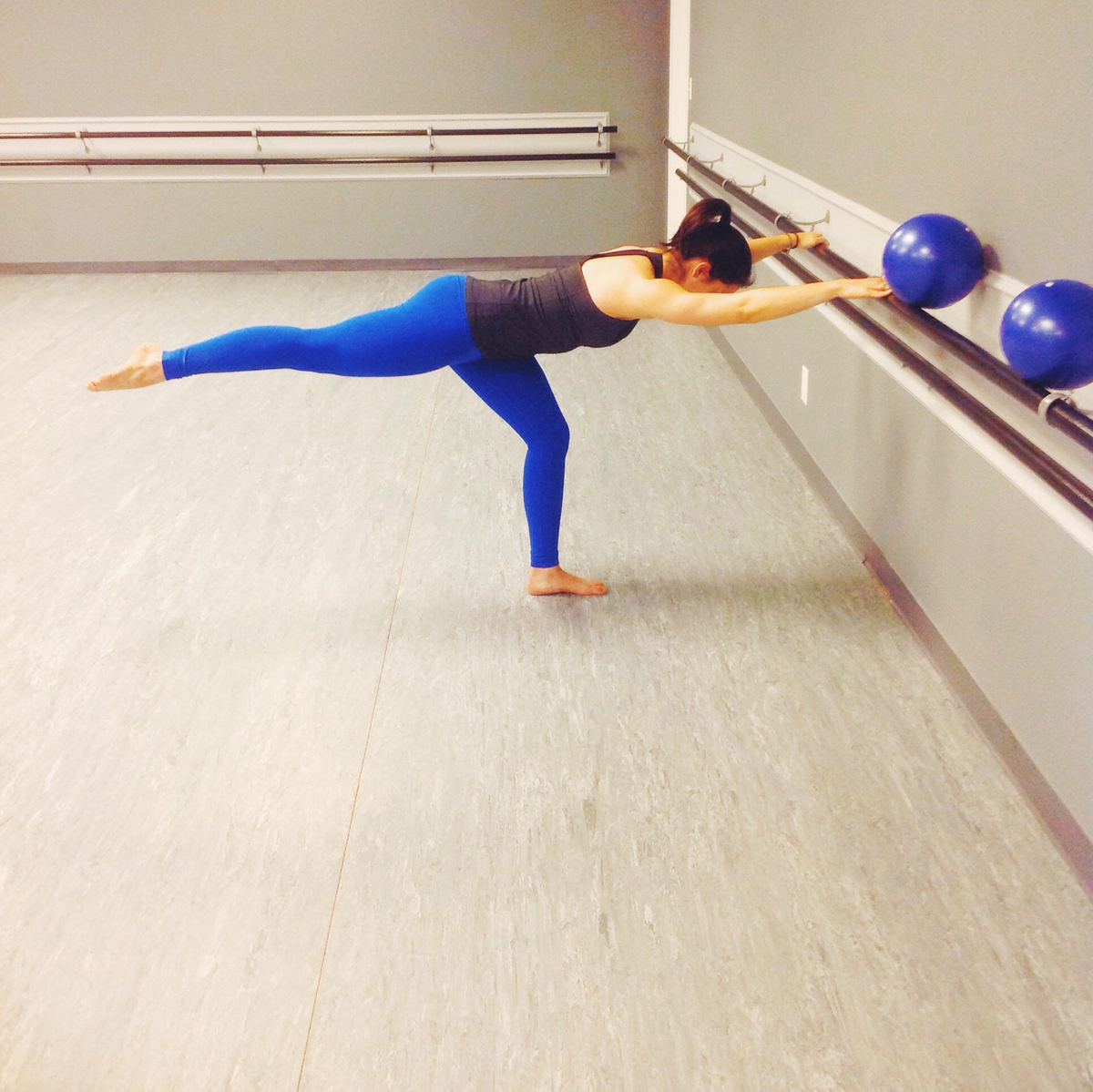 Barre Exercise