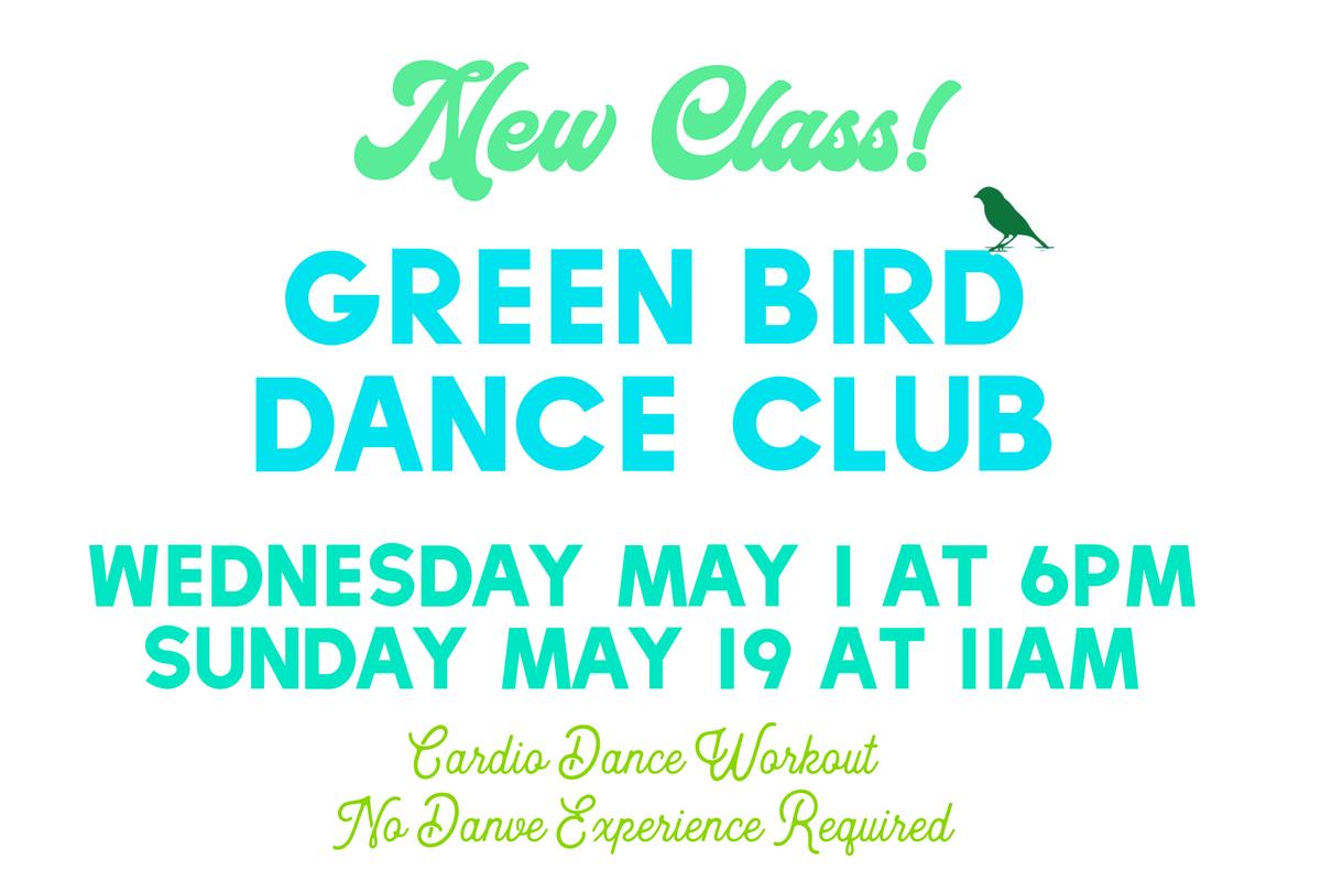 Green Bird Dance Club