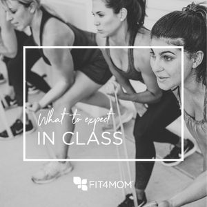 Fit Mom Class FIT4MOM