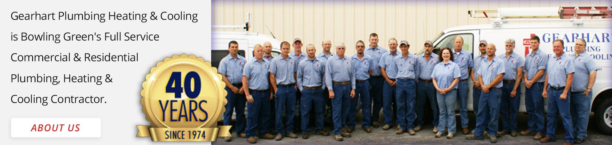 Gearhart Plumbing Team