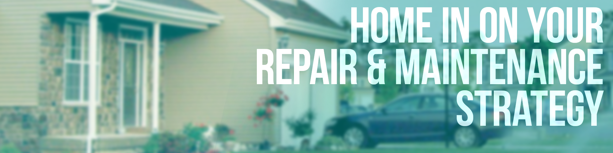 Residential Maintenance Services