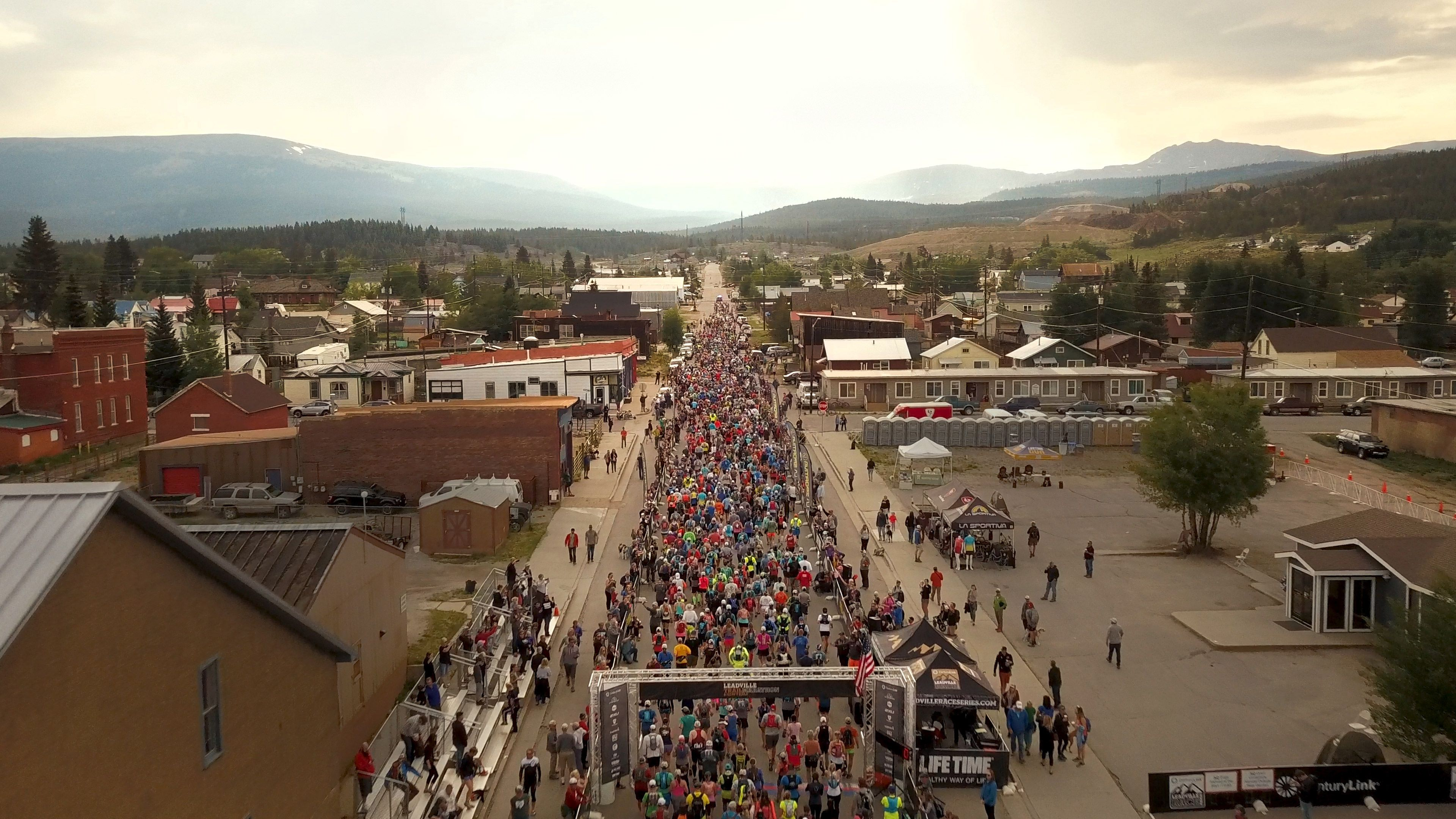 Film: The Leadville Trail Marathon