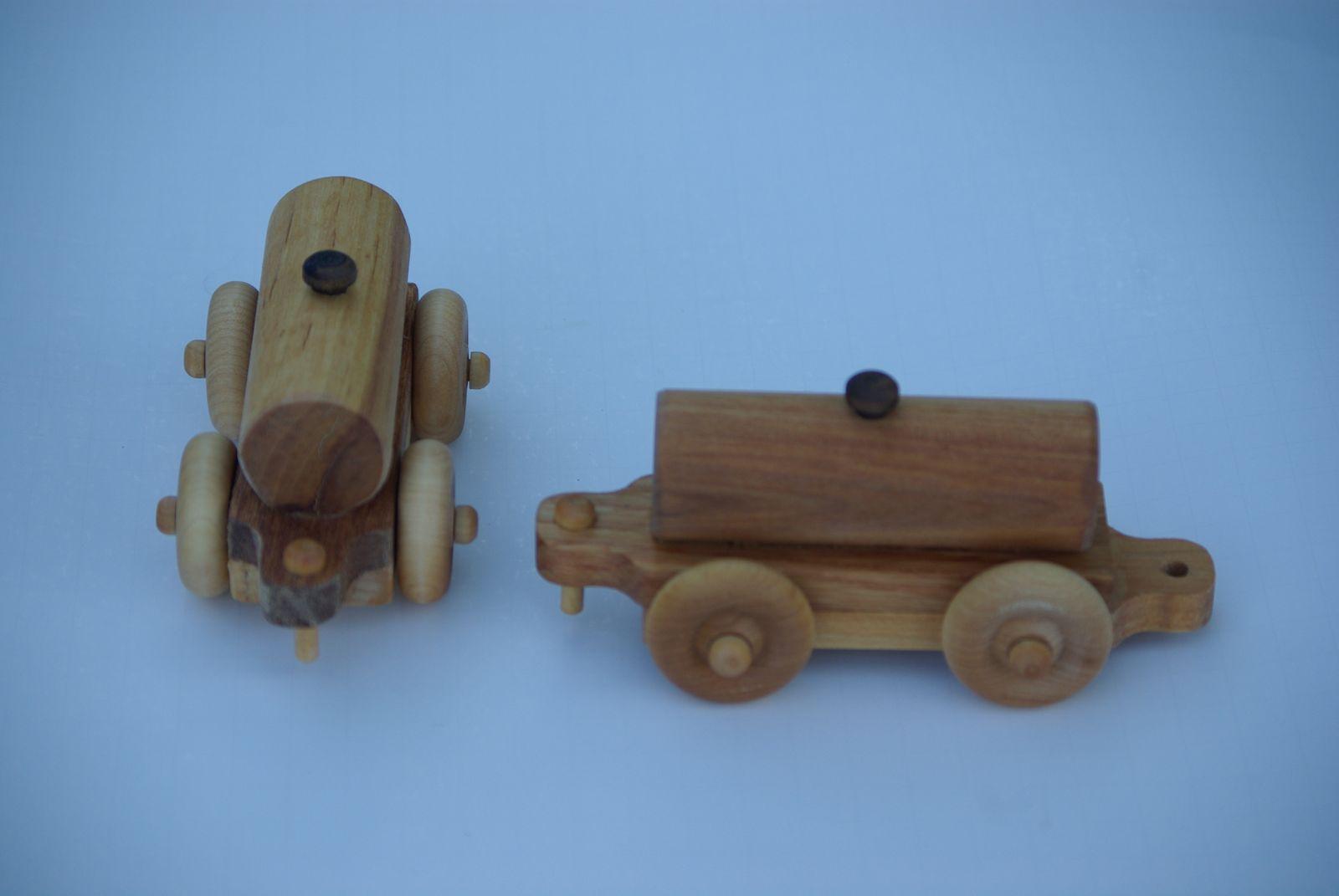 Tanker Car     small train