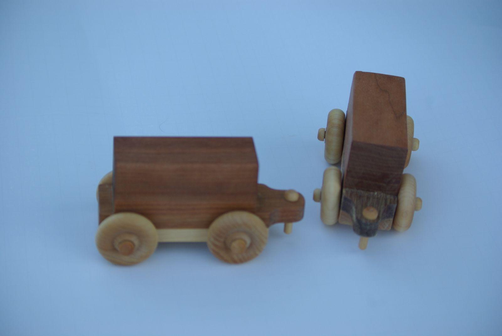 Cabose Car