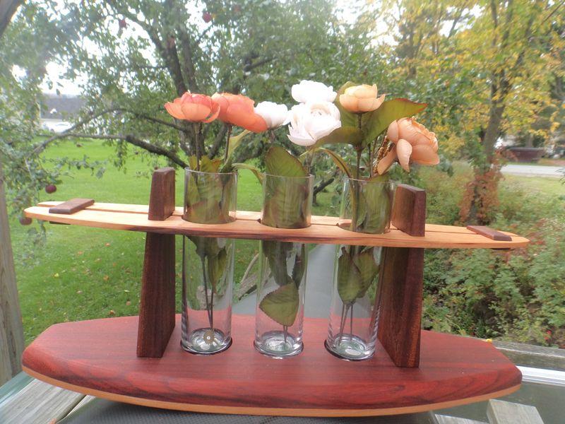 Tripple Bud vase