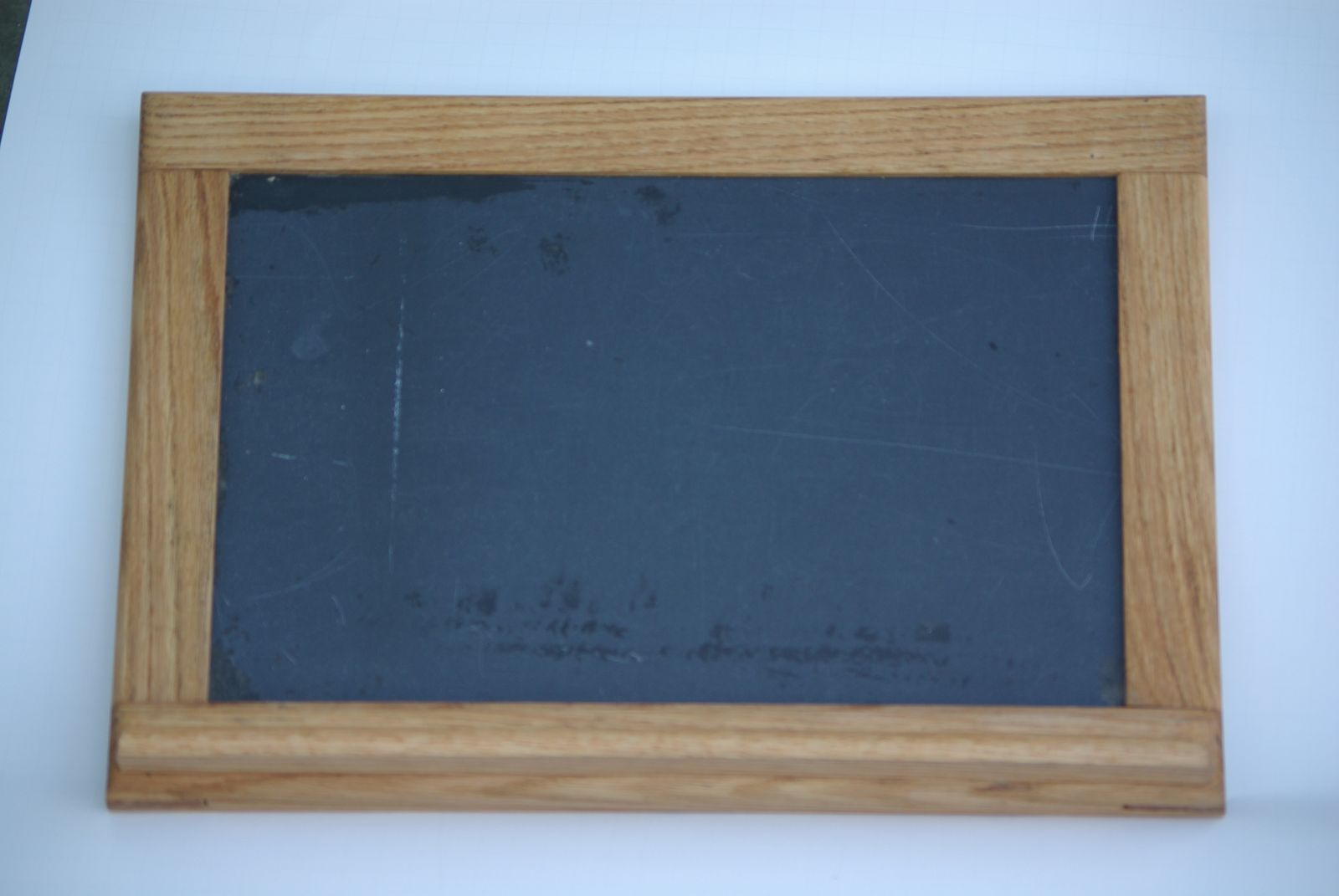 Chalk Board without pegs