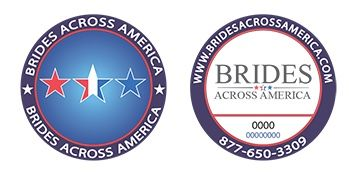 #BridesAcrossAmerica
