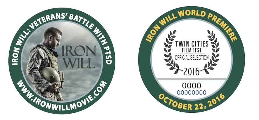 #IRON WILL Twin Cities Film Fest