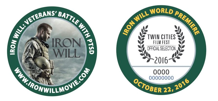 #IRON WILL Twin Cities Film Fest