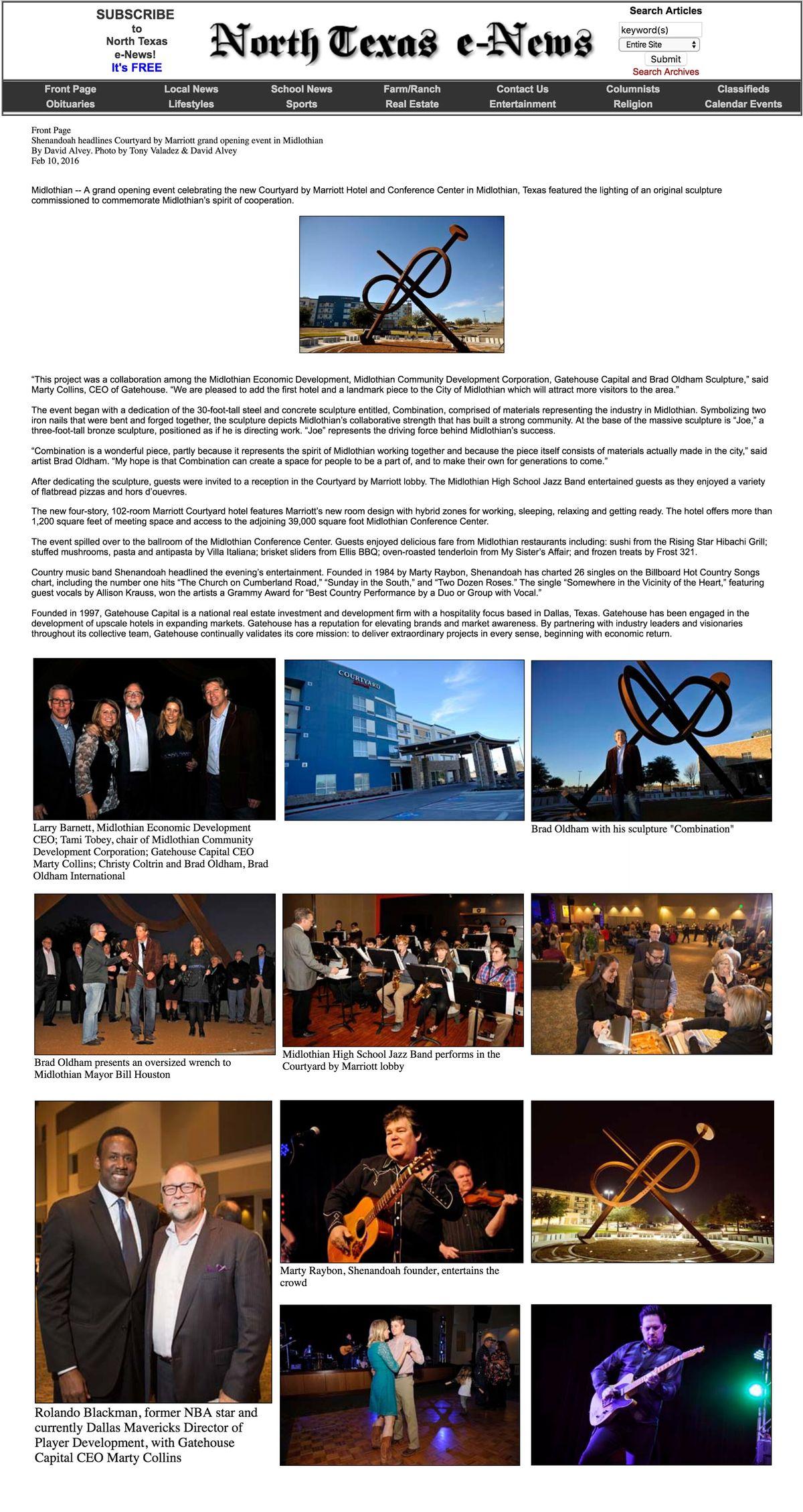 Nort Texas e-News - Midlothian Courtyard.jpg