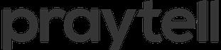 Praytell logo