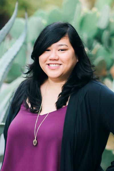 Joie Chung headshot